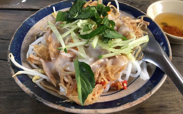 Bánh Tằm Ngan Dừa